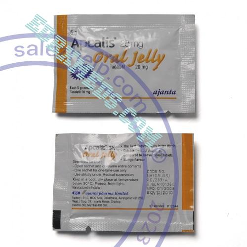 Apcalis® Oral Jelly (tadalafil)