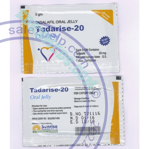 Cialis Oral Jelly (tadalafil)