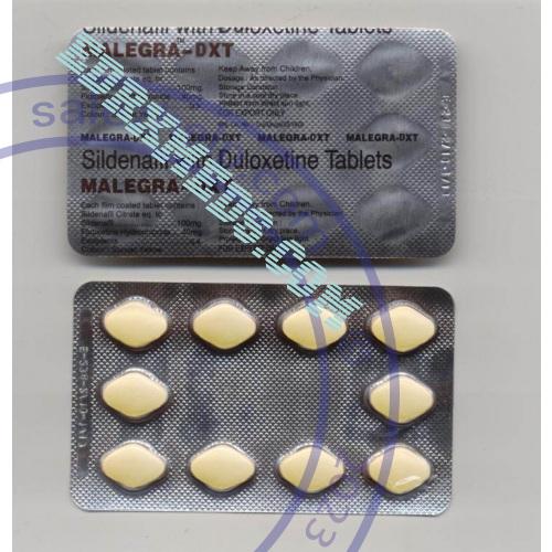 Viagra Super Dulox-force (sildenafil citrate + duloxetine)